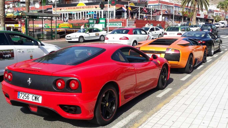 Ferrari RS200