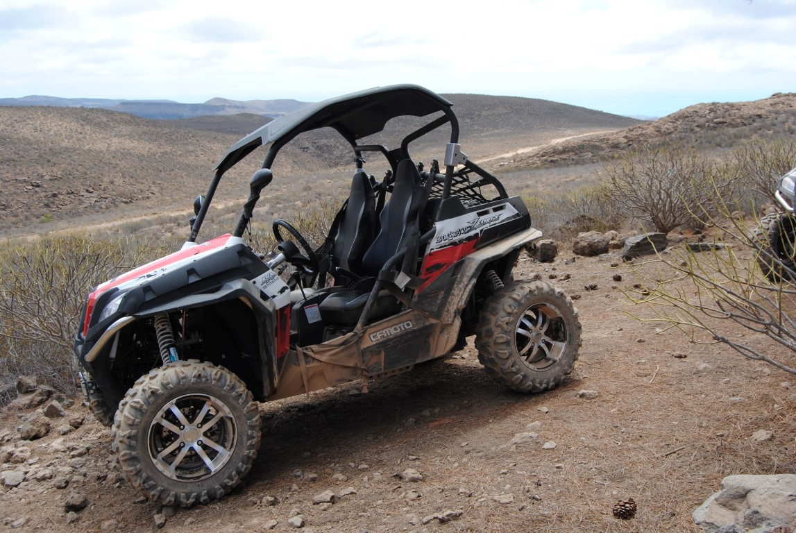 MOUNTAIN BUGGYS - Multi Activity Gran Canaria